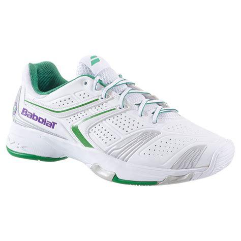 babolat drive 3 all court wimbledon tennis shoe jarrold