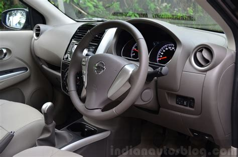 nissan sunny 2014 interior 2014 nissan sunny facelift diesel review interior