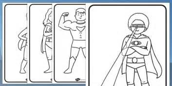 superhero colouring sheets superhero superheroes colouring