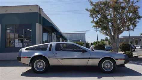 delorean dmc 12 for sale 1981 delorean dmc 12 for sale 1874541 hemmings motor news