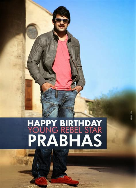 actress actor birthday list actors prabhas birthday special posters and stills for