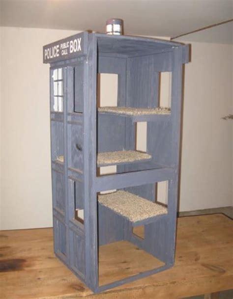 Condominium Plans by Un Arbre 224 Chat Tardis Pour Les Fans De Dr Who Souvent