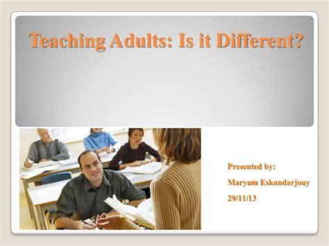 Andragogy Learning Theory Mba by Andragogy Education