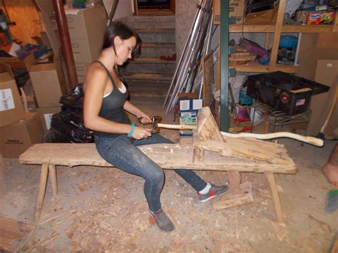 woodworking with logs bench search woodworking