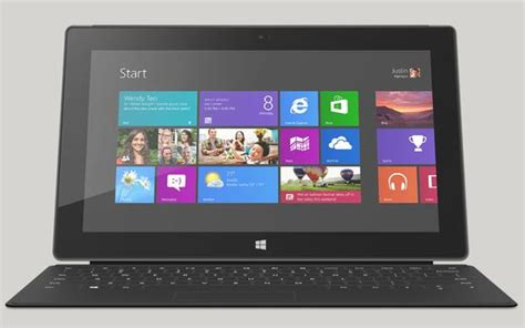 Microsoft Tablet Windows 8 microsoft surface windows tablet with window 8 pro coming