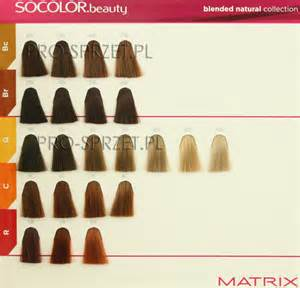 matrix so color chart farba matrix socolor 90ml images frompo