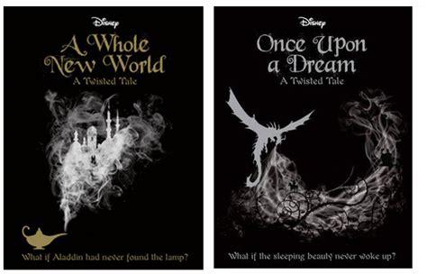 disney twisted tales a whole new world novel mummahh gift guide books craft mummahh