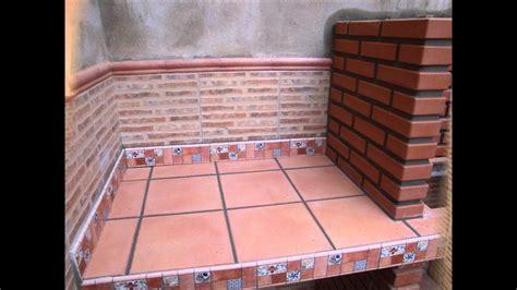 fabricacion barbacoa en patio youtube