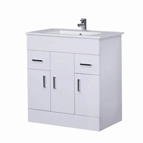 800 Vanity Unit by 800mm Vanity Units Turin Vanity Unit 800 Mm High Gloss