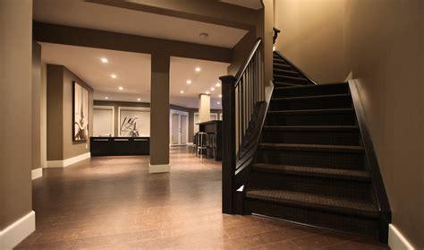 city of calgary basement development rothenberg basement development modern staircase