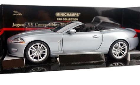 Diecast Mobil Jaguar Xkr Silver silver 1 18 minichs diecast jaguar xk convertible model nb9t445 ezbustoys