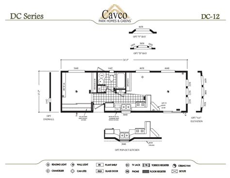 cavco floor plans breckenridge park model floor plans cavco dc park model