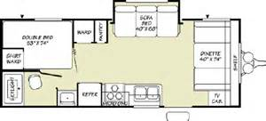fleetwood pioneer travel trailer floor plans 2007 fleetwood pioneer 21cks floorplan