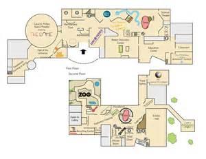 Floor Plan Of floor plan boonshoft museum of discovery