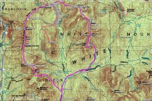 loop trail map mainelife net pemi loop