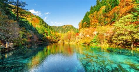 clearest lake in china facts 13 most clear waters on earth travelsupermarket