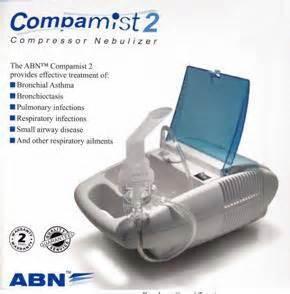 Abn Compamist 2 Compressor Nebulizer nebulizer compressor abn compamist 2 murah pramukaalkesshop