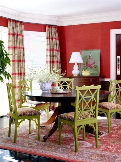 red dining rooms ask maria i can t find the perfect area rug maria