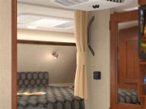 privacy curtains for rv lance 975 truck cer a fully featured mid ship dry