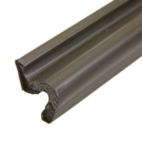 Kerf Door Seal by King E O 1 In X 7 Ft Brown Replacement Foam Kerf
