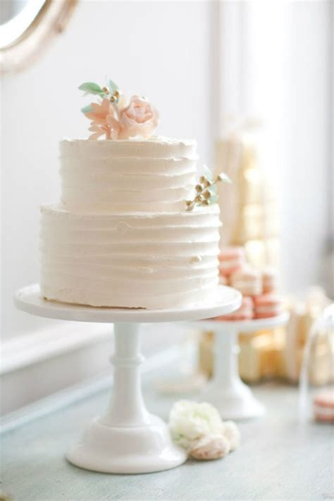 Diy Wedding Cake Simple by Diy Cake Weddingbee