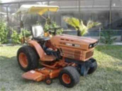 Used Farm Tractors For Sale Kubota Compact Diesel B6200