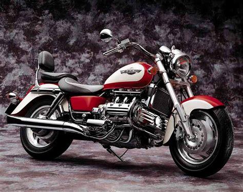 Motorrad News 6 2000 by Honda F6c 1996 2005 Review Mcn