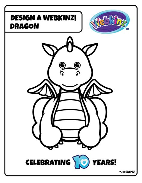 pin webkinz love puppy coloring pages on pinterest