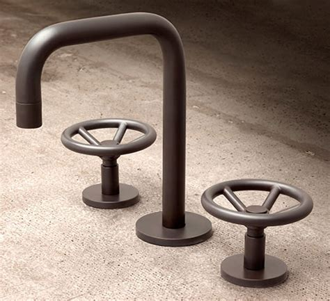 industrial looking kitchen faucets industrial faucet