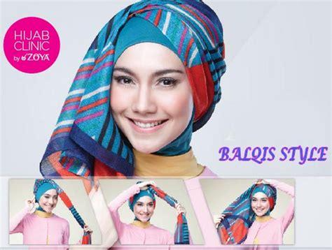 gambar tutorial zoya foto tutorial hijab terbaru dari zoya untuk til modis