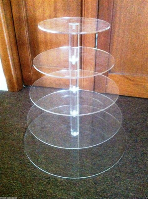 Tier Acrylic wedding cake stands cheap kitchenaid ksm150pser artisan