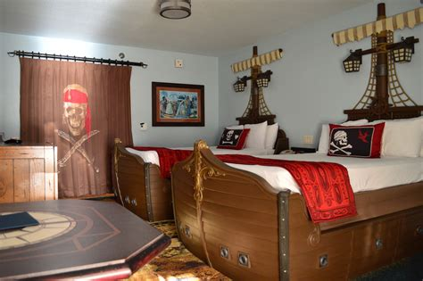 pirate room caribbean resort resorts and palm trees