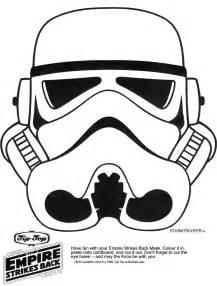 free coloring pages star wars masks