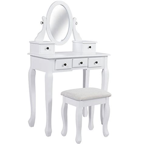 white vanity table set jewelry armoire makeup desk bench drawer white vanity table set jewelry armoire makeup desk bench