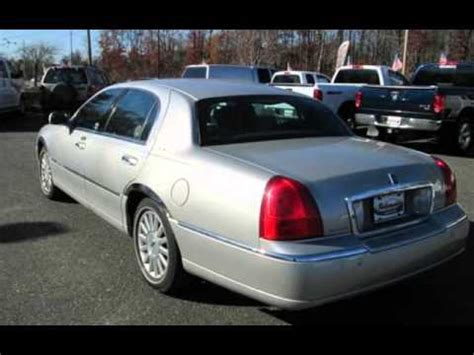 2003 lincoln town car signature for sale in east windsor