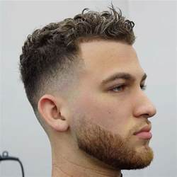 hair cut with a fade the curly hair fade men s hairstyles haircuts 2017