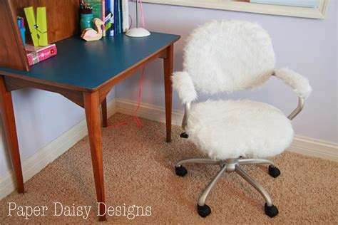 fuzzy white desk chair fuzzy office chair office chair furniture
