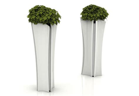 Decorating Flower Pot Modern Magazin Alma By Vondom Stylepark