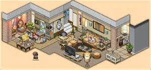 modern living room appartement by cutiezor deviantart