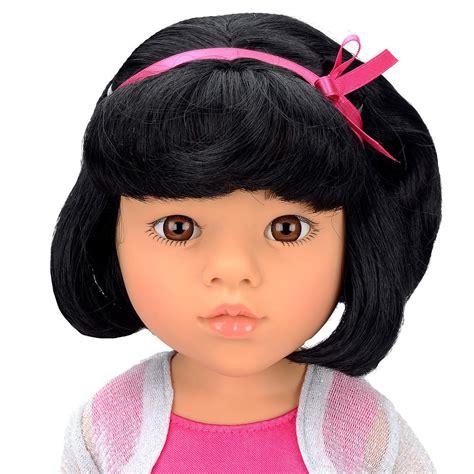 classic avery doll toysrus fao schwarz asian doll
