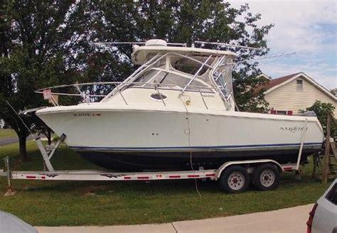 sailfish walkaround boats for sale sailfish 2660 walkaround boats for sale