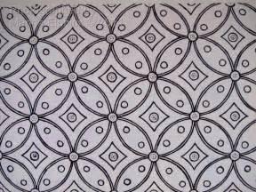 kawung batik motif the batik route