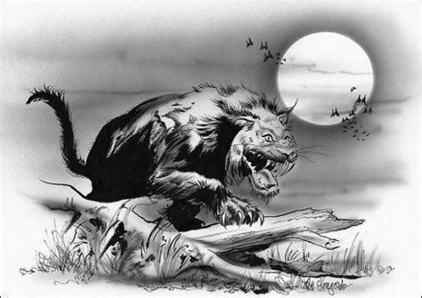 Is A Real Beast by 10 Legendary Monsters Of America Part One Mental