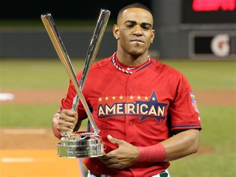 la potencia time yoenis cespedes defends hr derby title