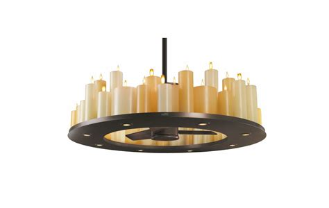 Ceiling Candle Lights Casablanca C16g73t Rubbed Bronze Candle Lit Chandelier Ceiling Fan Combo With Real Wax