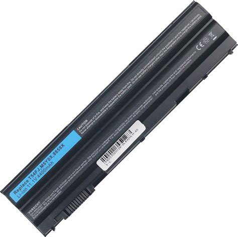 Original Baterai Laptop Dell Latitude E5420 E5520 E6420 E6520 6 Cell Baterai Battery Batere Batre Dell Latitude E5420 E6420