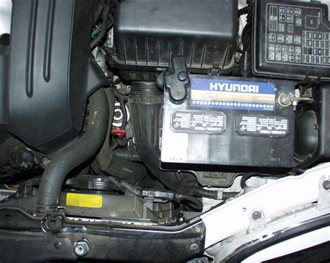 battery for 2004 hyundai santa fe hyundai santa fe spark replacement on a v6 cyl