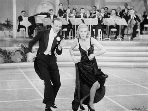 swing dancing la ginger rogers on tumblr