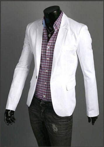 Pdf A Z List Of All Mens Clothing Line by Mens White Blazer Ebay