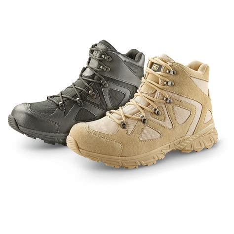 tactical boots s hq issue 174 6 quot operator boots 235351 combat